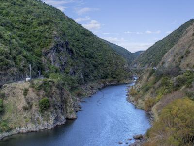 Manawatu  Gorge  New  Zealand