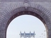 Manhattan  Bridge  Arch And  Colonnade