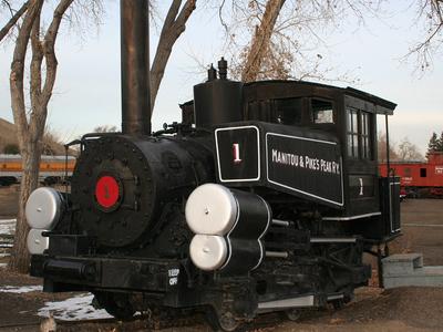 Manitou And Pike's Peak Railway