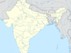 Map Showing The Location Of Asola Bhatti Wildlife Sanctuary