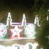 Aerial View Of Decorated Madurai Maqbara