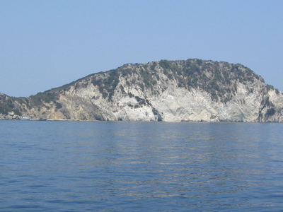 Marathonissi Islet