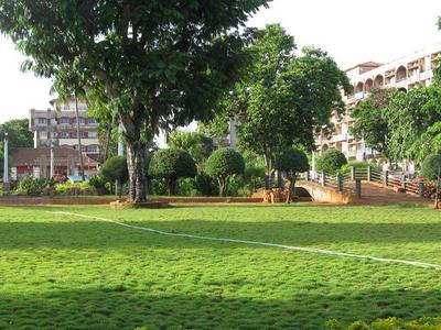 Margao  Municipal  Park
