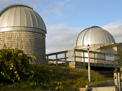 Loines Observatory Of Maria Mitchell Association