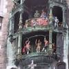 Glockenspiel At Marienplatz