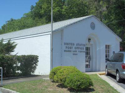 Orange Lake Town Post Office