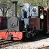 Markeaton Lady Light Railway Locomotive