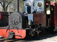 Markeaton Parque Light Railway