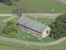 Martindale Old Church From Steel Knotts