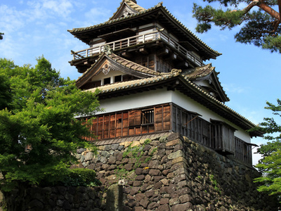 Maruoka Castle