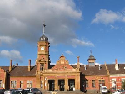 Maryborough Train Station