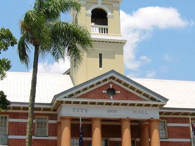 Mary Borough  City Hall