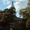 Maryland State House Back View