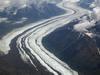 Matanuska Glacier From 20000 Feet