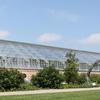 Matthaei Botanical Gardens Greenhouse And Spring Back Gateway