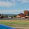 USFS Smokejumper Firefighting Base In Airport