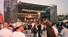 Wolfmother In Concert At McCarren Pool In 2006