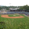 McCormick Field From Memorial Stadium