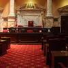 Chamber Of The Maryland State Senate