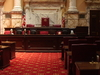 Chamber Of The Maryland State Senate