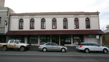 Mechanics Institute Building On Ryrie Street