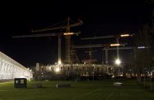 Melbourne Convention Centre Construction