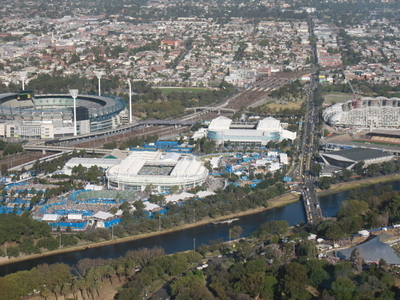 Melbourne Sports And Entertainment Precinct