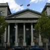 Melbourne Trades Hall Entrance
