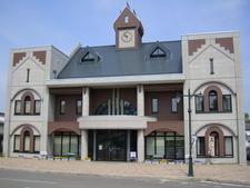 Memambetsu Station Building