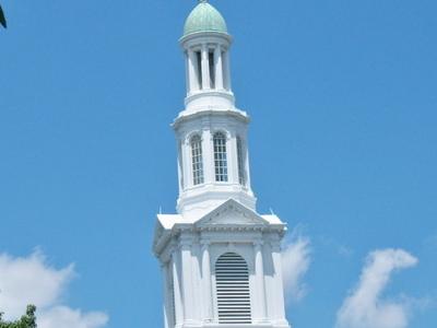 Memorial Hall Clock Tower