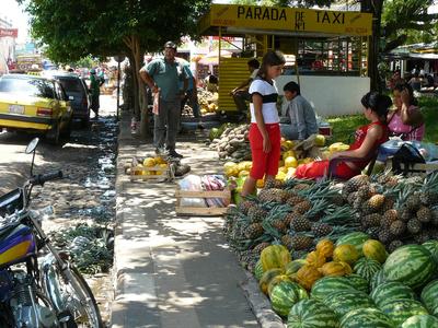 Market Paraguari