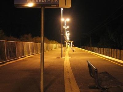 Merinda Park Railway Station