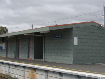 Merlynston Railway Station