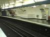 Line 10 Platforms At Jussieu