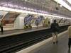 Line 7 Platforms At Porte De Choisy