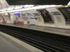 Line 7 Platforms At Porte D'Italie