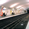 Line 5 Platforms At Porte De Pantin