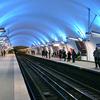 Line 3 Platforms At Gambetta