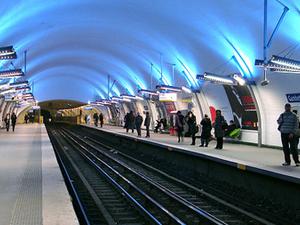 Gambetta Station