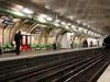 Line 13 Platforms At Brochant