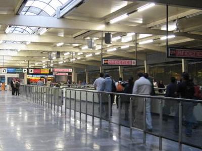 Metro Pantitlan