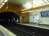 Line 12 Platforms At Pasteur