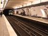 Line 8 Platforms At Invalides
