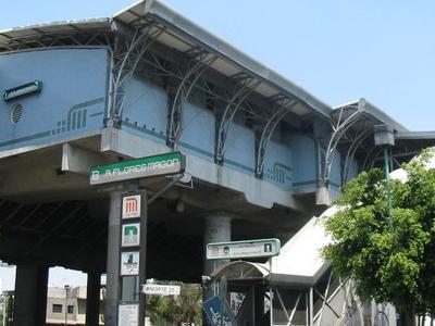 Metro Ricardo Flores Magón