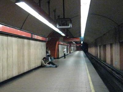 Metro San Joaquin