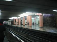 Metro San Lazaro