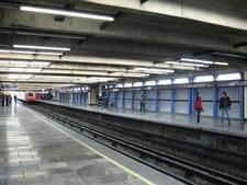 Metro Velodromo