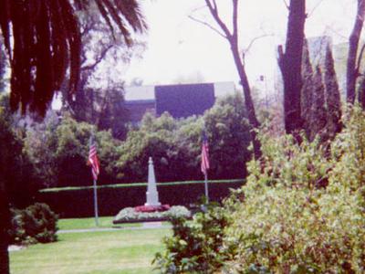 Mexico City National Cemetery