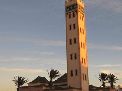 Mosque In Dakhla