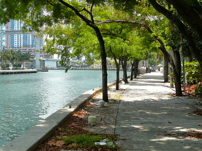 Miami Riverwalk